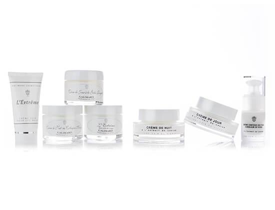 Skincare - Galimard