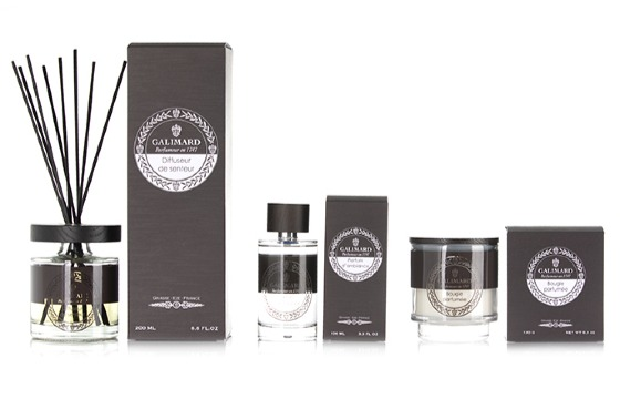 Parfums d'ambiance - Galimard