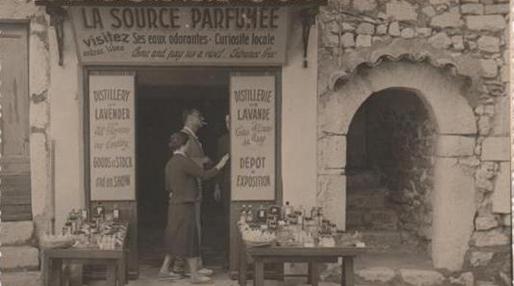 La Source Parfumée - Galimard parfumeur à Grasse