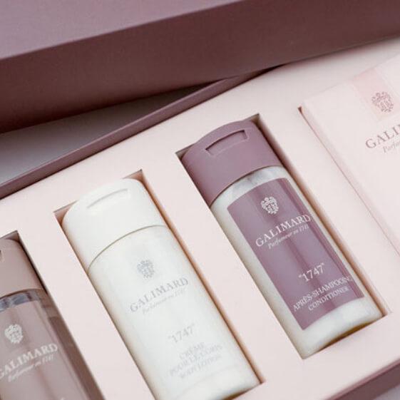 produits cosmétiques galimard coffret - Galimard parfumeur à Grasse