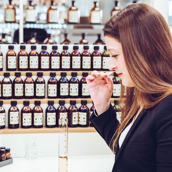 reconnaitre une fragrance - Galimard parfumeur à Grasse