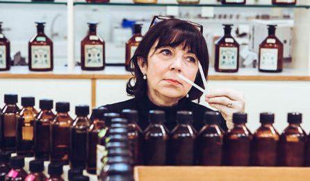 nez de Galimard - Galimard parfumeur à Grasse