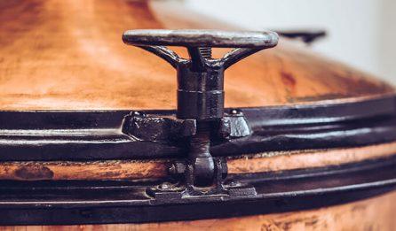 Alambic à Eze-village - Galimard parfumeur à Grasse