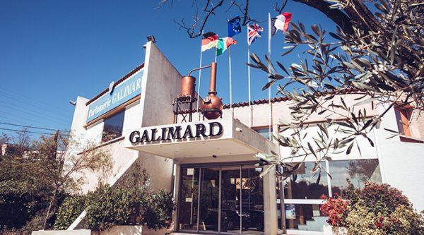 Usine Galimard à Grasse - Galimard parfumeur à Grasse