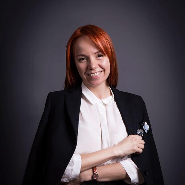 Irina Zhurikhina-Nesa - Galimard parfumeur à Grasse