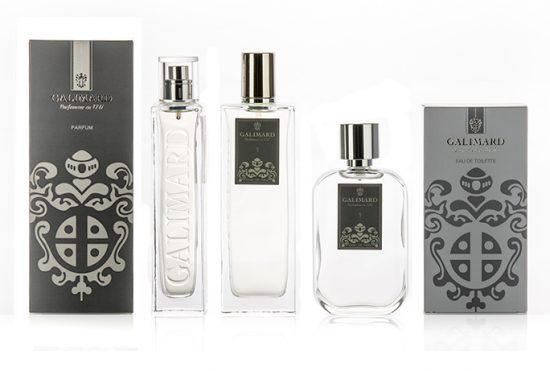 Gamme de produits 1 - Galimard, parfumeur à Grasse