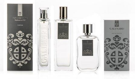 Gamme de produits 1747 - Galimard, parfumeur à Grasse