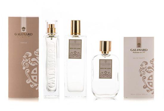 Gamme Bois de Lune - Galimard, parfumeur à Grasse