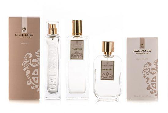 Gamme Féminissime - Galimard, parfumeur à Grasse
