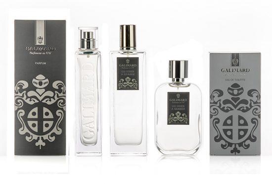 Gamme de produits Un hiver à Grasse - Galimard, parfumeur à Grasse