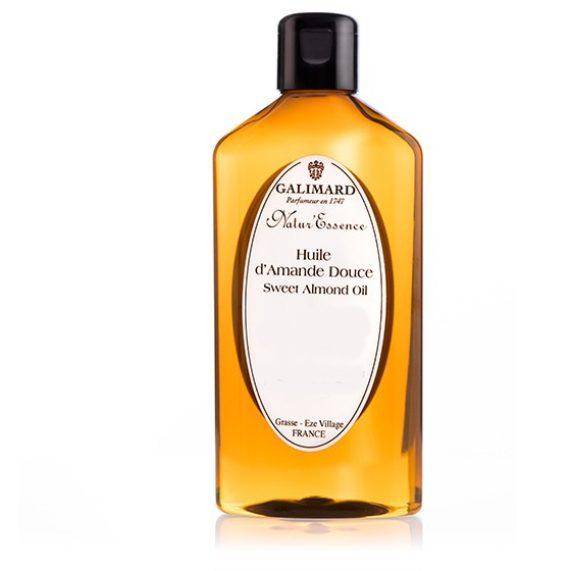 Huile d'Amande Douce - Galimard, parfumeur à Grasse