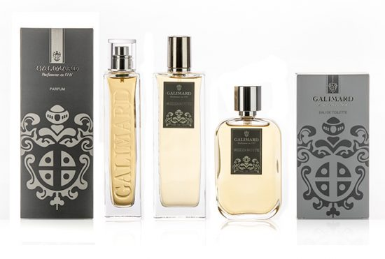 Gamme de produits Mezzanotte - Galimard, parfumeur à Grasse
