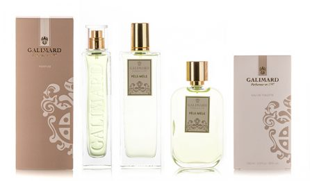 Gamme Pêle-Mêle - Galimard, parfumeur à Grasse