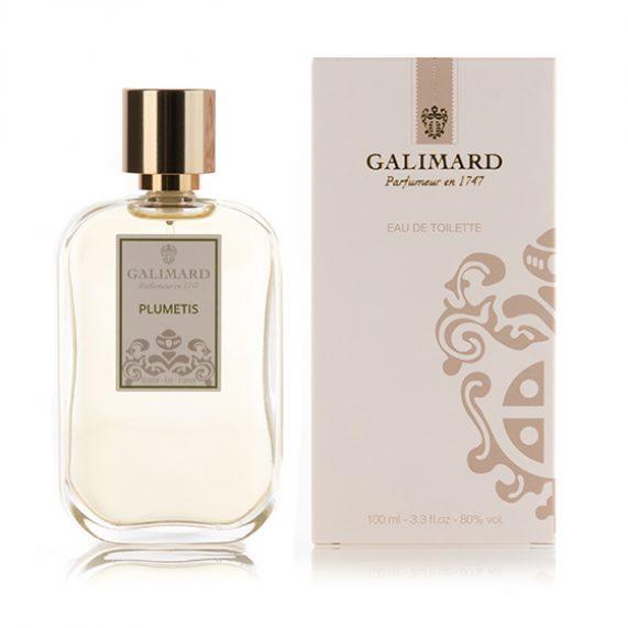 Eau de toilette Plumetis - Galimard, parfumeur à Grasse