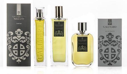 Gamme de produits Sportissimo - Galimard, parfumeur à Grasse