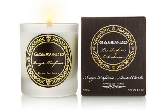 Bougie parfumée - Galimard
