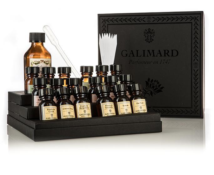 Coffret élève parfumeur - Galimard parfumeur à Grasse