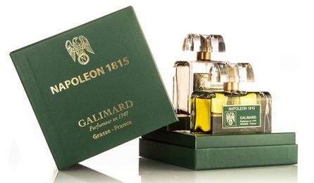 coffret Napoléon 1815 et princesse Pauline - Galimard parfumeur à Grasse
