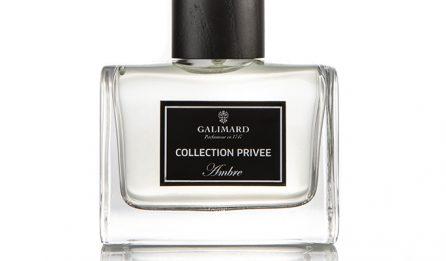 Collection privée Ambre - Galimard parfumeur à Grasse
