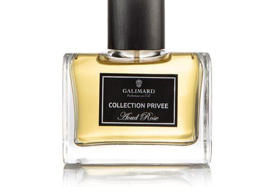 Collection privée Août Rose - Galimard parfumeur à Grasse