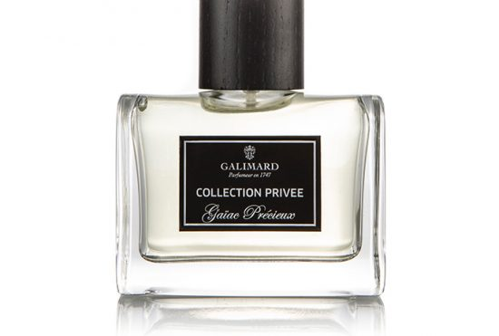 Collection privée Gaïac Précieux- Galimard parfumeur à Grasse