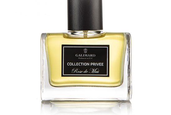 Collection privée Rose de mai - Galimard parfumeur à Grasse