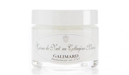 crème collagène nuit - Galimard parfumeur à Grasse