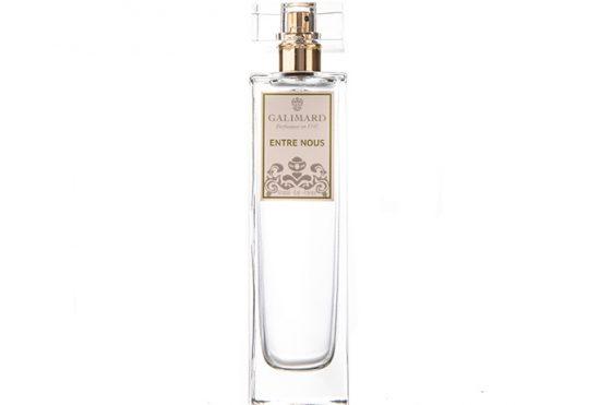 Eau de parfum recharge vaporisateurEntre nous - Galimard parfumeur à Grasse