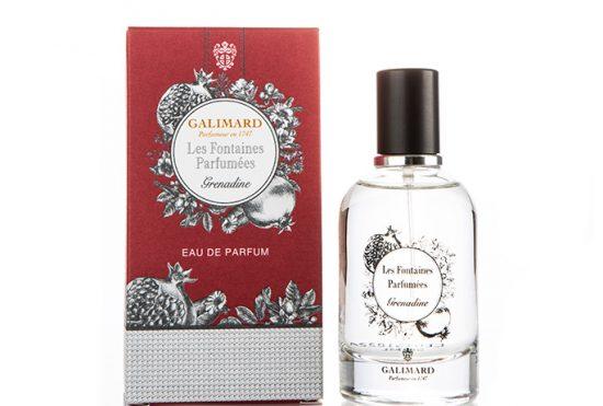Les Fontaines Parfumées - Grenadine - Galimard parfumeur à Grasse