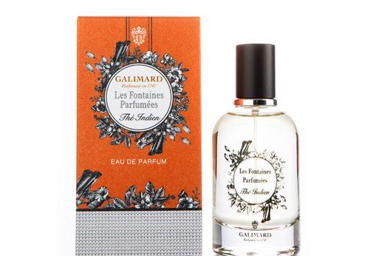 Les Fontaines Parfumées - Thé Indien- Galimard parfumeur à Grasse