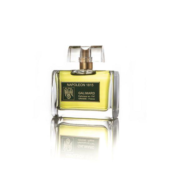 Eau de parfum Napoléon- Galimard parfumeur à Grasse