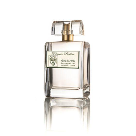 Eau de parfum Princesse Pauline- Galimard parfumeur à Grasse