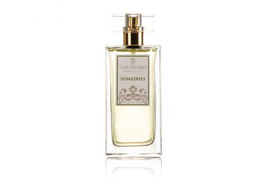 Eau de parfum petit Songeries - Galimard parfumeur à Grasse