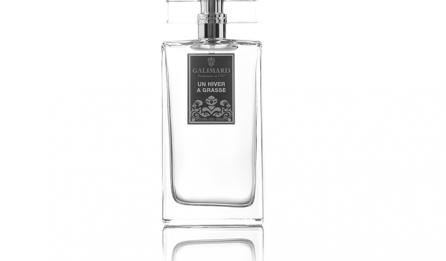 Flacon un hiver à Grasse - Galimard, parfumeur à Grasse
