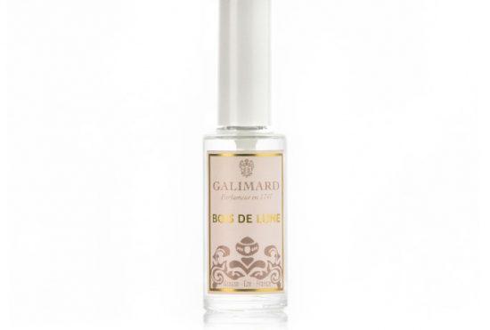 Flacon spray Bois de Lune - Galimard, parfumeur à Grasse