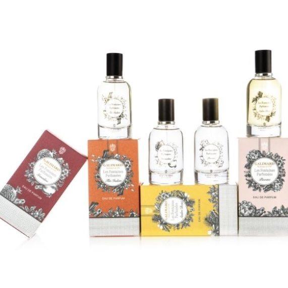 Parfumeur Galimard - collection des fontaines parfumées