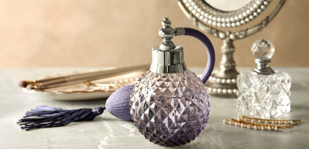 Parfumeur Galimard - flacon d'eau de cologne