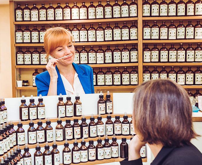Parfumeur Galimard - Choisir son parfum