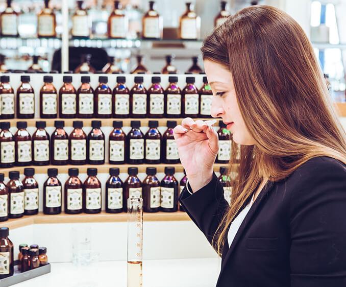 Parfumeur Galimard - atelier grasse pour particuliers