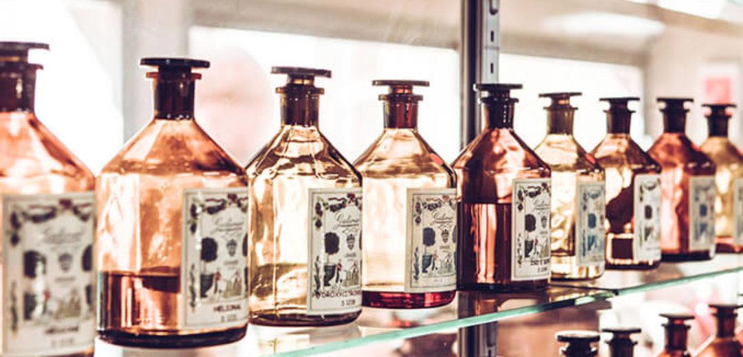 Parfumeur Galimard - pause eau de cologne grasse