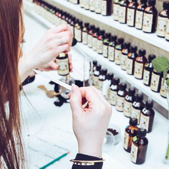 Parfumeur Galimard - studio particuliers